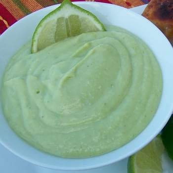 Yogurt Avocado Dip