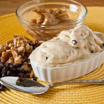 Crazy Chunky Monkey Ice Cream