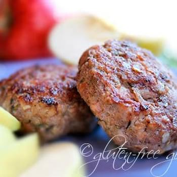 Maple Apple Breakfast Sausage