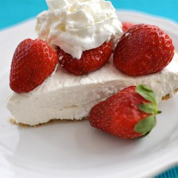 Light Cream Cheese Pie