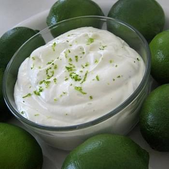 Key Lime Pie Fruit Dip