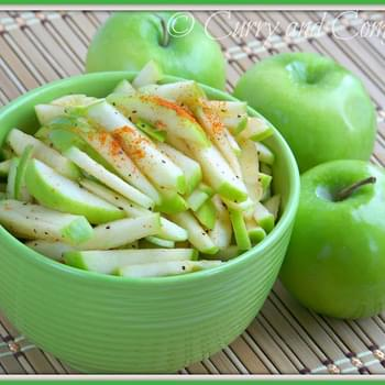 Granny Smith Apple Slaw Salad (Throwback Thursday)