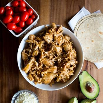 Slow Cooker Taco Chicken