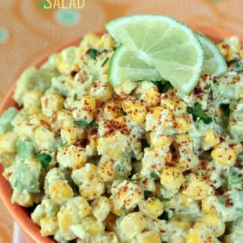 Mexican Crazy Corn Salad
