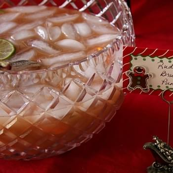 Rudolph's Brunch Punch