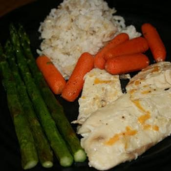 Foil Packet Tilapia CrockPot