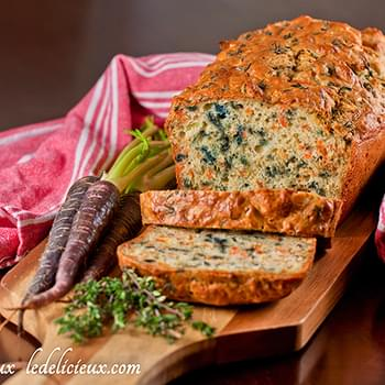 Carrot and Thyme Loaf