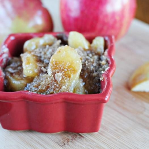 Slow Cooker Apple Crisp