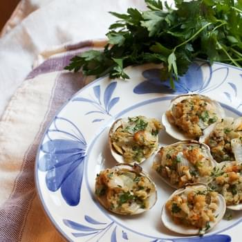 Perfect Baked Clams