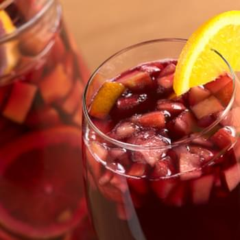 Pomegranate Sangria