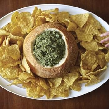 The Le Pigeon Spinach, Artichoke And Foie Gras Dip To End All Football Dips