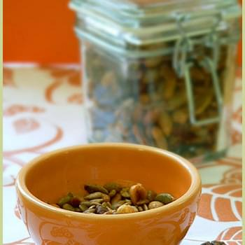 Paprika Nuts Mix