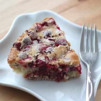 Nantucket Christmas Cranberry Pie