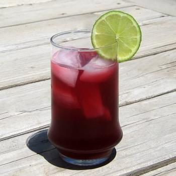 Pomegranate Coolers