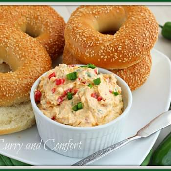 Jalapeno Pimento Cheddar Cream Cheese Spread