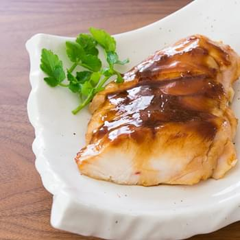 Sous Vide Chicken Teriyaki