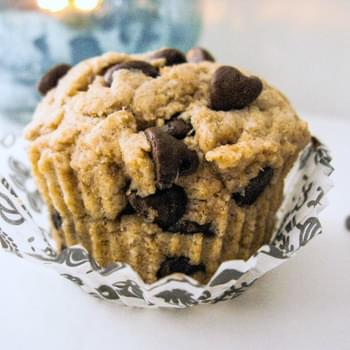 Single Serving Chocolate Chip Muffin