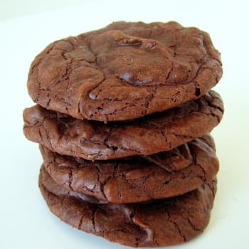 Better-than-Brownie Chocolate Cookies