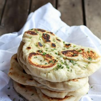 Homemade Naan (with step-by-step photos)