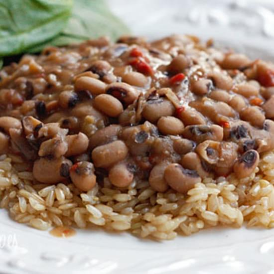 Recipes With Black-eyed Peas