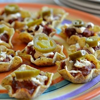 Chili Nacho Cups
