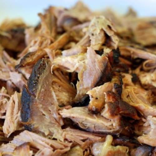 Overnight Oven-Braised Shredded Pork Tacos