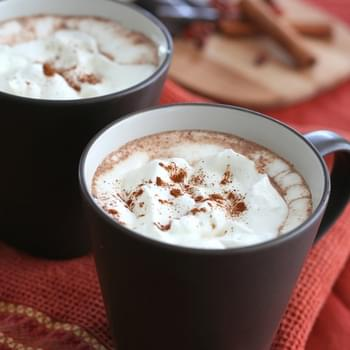 Mexican Hot Chocolate – Low Carb and Gluten-Free
