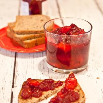 Cranberry & Orange Ginger Mango Chutney