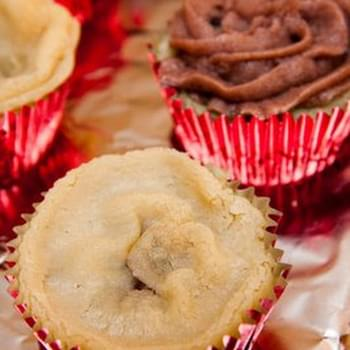 Chinese New Year Cupcakes – Nian Gao