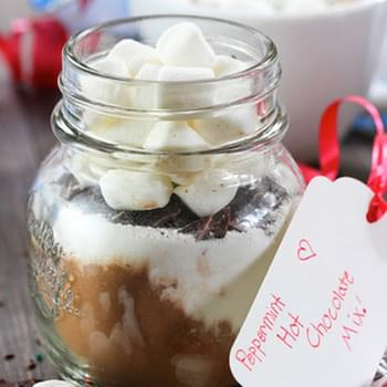 Peppermint Hot Chocolate Mix