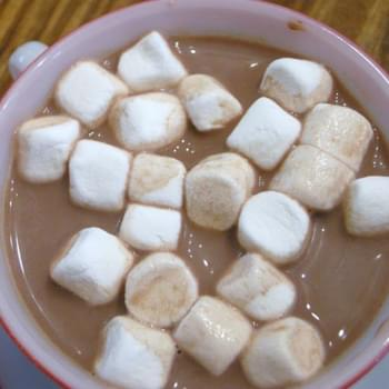 Old Fashioned Stovetop Hot Chocolate