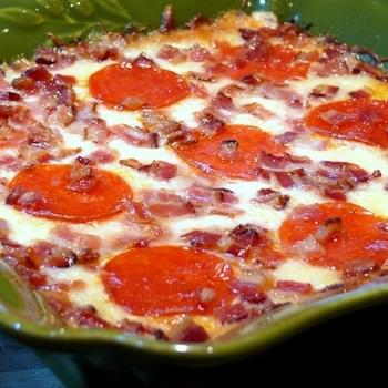 4 Layer Pizza Dip