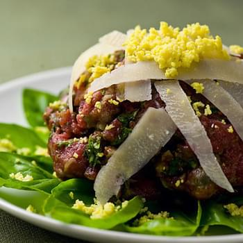 Summer Steak Tartare