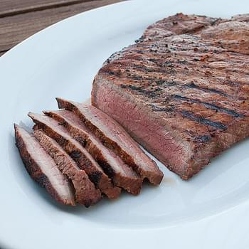 Garlic and Herb London Broil