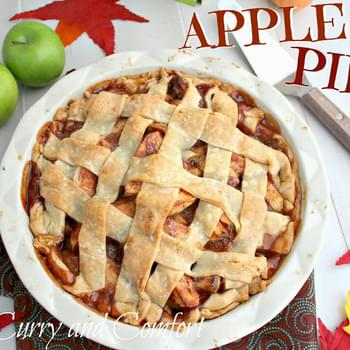Apple Pie - Apple Week Day 5