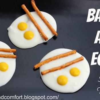 """Bacon and Eggs"" Treats"