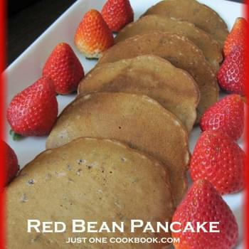 Red Bean Pancake