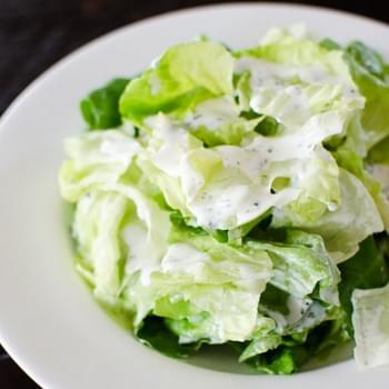 Quick Ranch Dressing