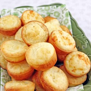 Blender Brazilian Cheese Puffs