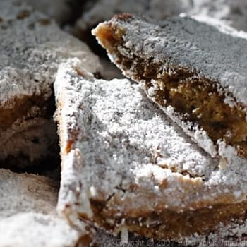 Banana-Coconut Bars