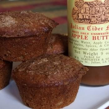 Apple Butter Muffins