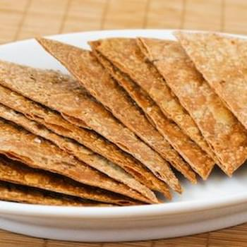 Gluten-Free and South Beach Diet Friendly Brown Rice Tortilla Chips