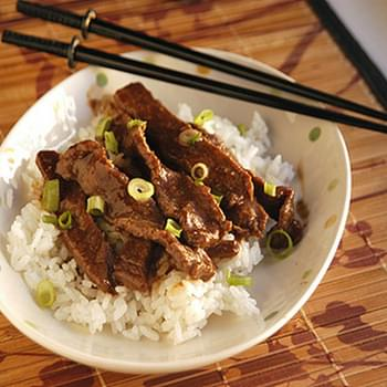 Five Spice Beef