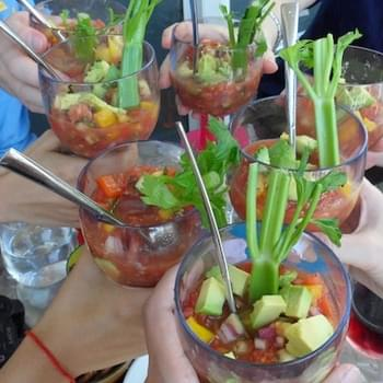 Food Babe's Cup O' Gazpacho
