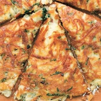 Potato Galettes With Sage