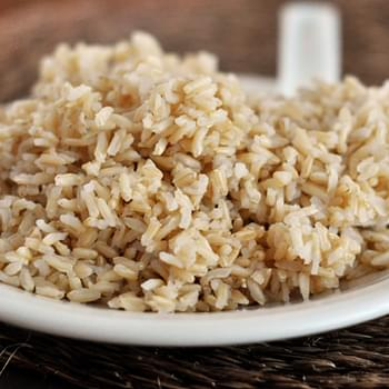 Mel's Kitchen Tip: How to Cook Perfect Brown Rice