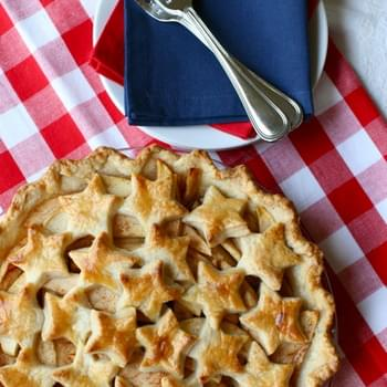 Star Spangled Apple Pie