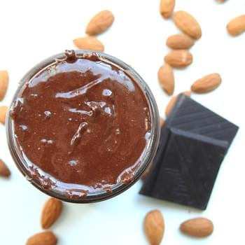 Chocolate Almond Butter – Low Carb and Gluten-Free