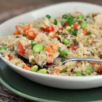 Thai-Style Chicken and Quinoa Salad