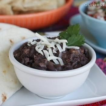 Quick and Easy Black Beans